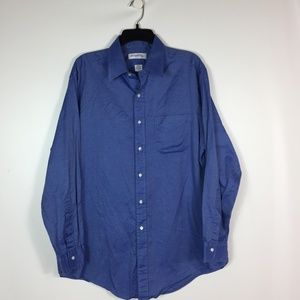BROOKS BROTHERS MAKER MEN'S SHIRT SIZE 16.5 CASUAL